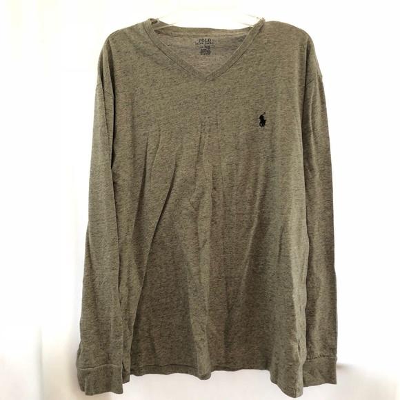 960f515f6 Polo by Ralph Lauren Shirts   Polo Ralph Lauren Men V Neck Tshirt ...